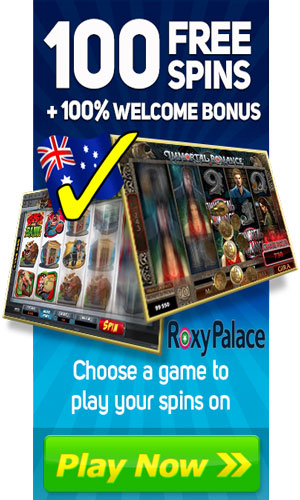 Grab your 100 FREE Spins - Exclusive Bonus Deal HERE