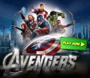 Play the Avengers Pokies for FREE or CASH Here...
