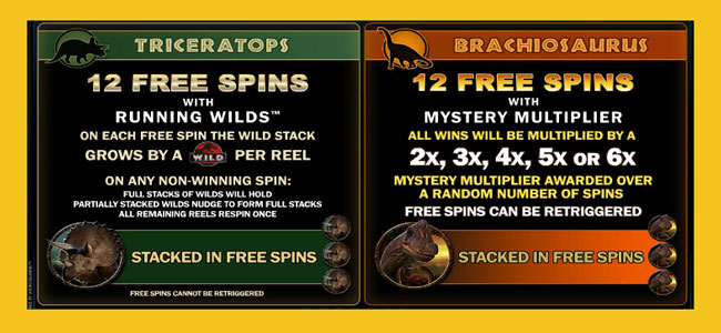 Running Wild Slot - Play Online for Free Instantly