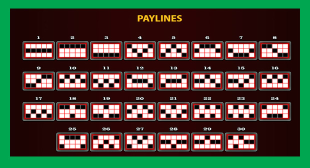Bally Hand of the Devil slots paylines