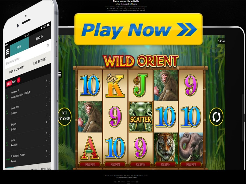 play free mobile pokies