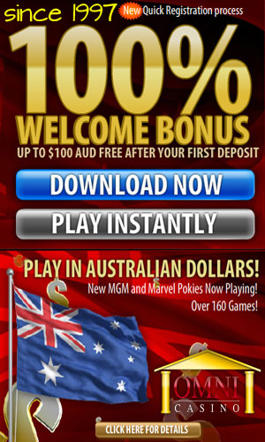 Online Since 1997 - Popular Pokies Casino