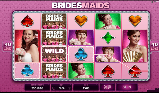 Bridesmaids free play & guide