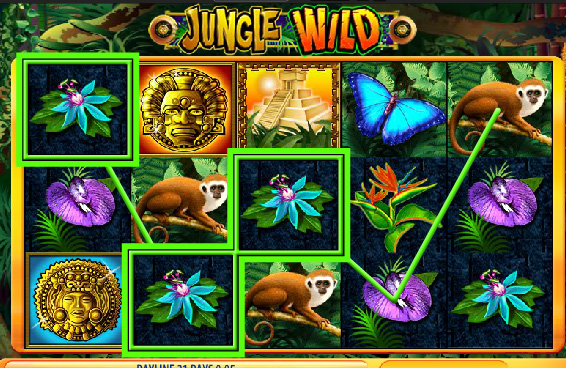 Jungle Wild slots free play & game guide