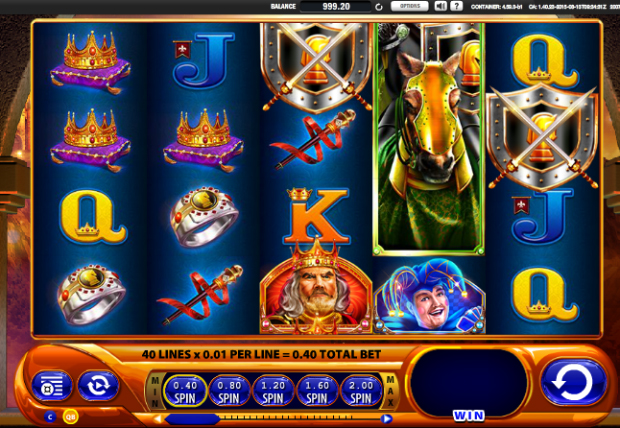 Black Knight 2 slots review