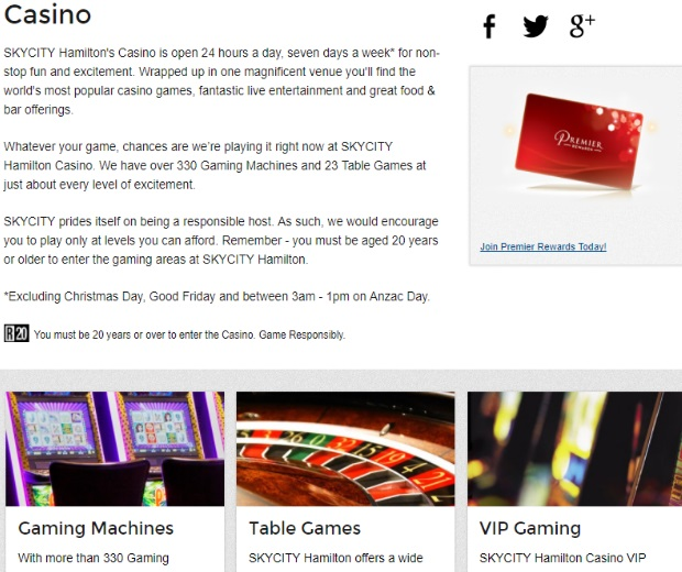 SKYCITY Casino Hamilton Guide & Review